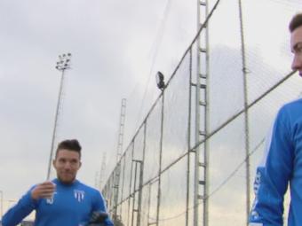 """Zi, ba, te duci la Steaua?!"" Mateiu l-a luat la rost pe Baluta in cantonament. Cum a replicat vedeta oltenilor"