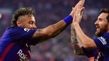 """""""Pleci la Real Madrid?"""" Messi l-a sunat direct pe Neymar sa afle raspunsul! Anunt de ULTIMA ORA facut de spanioli"""