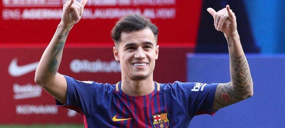 REPLICA Realului pentru transferul lui Coutinho la Barcelona! Oferta pentru un alt star din Premier League