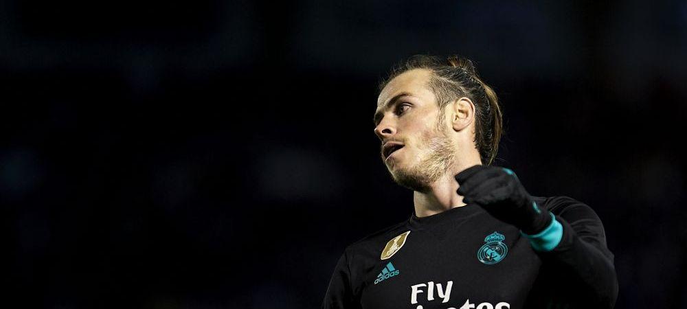 Oferta COLOSALA pentru Gareth Bale! Ce club e gata sa plateasca 95 de milioane de euro pentru jucatorul Realului