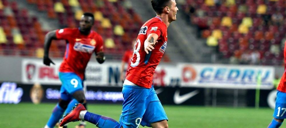 """""""Mbappe de Romania"""" cade pe locul 2! El e jucatorul cu care Steaua poate da LOVITURA: a fost comparat cu Gareth Bale! Becali a mutat imediat"""