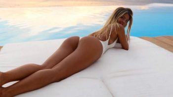 Cat de sexy e fiica de 18 ani a lui Figo! Daniela, implicata intr-un scandal URIAS XXX! FOTO