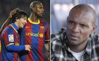 Abidal NEAGA informatia care a cutremurat Spania! Ce i-a spus Messi cand l-a vazut bolnav de cancer
