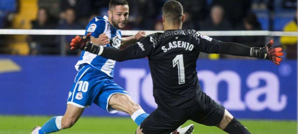 Rasturnare de situatie pentru Andone la Deportivo: contract pe VIATA! Anuntul facut de atacant