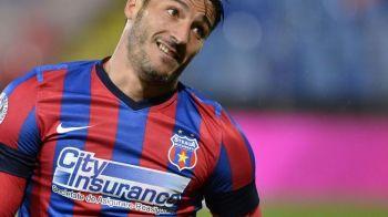 Piovaccari REVINE in Italia! Cu cine a semnat fostul jucator al Stelei la 33 de ani