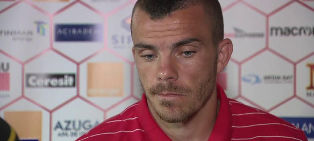 """ULTIMA ORA! Nistor, inapoi la Dinamo: """"Ne-am inteles de dimineata in privinta transferului"""""""