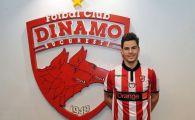 Al doilea transfer al zilei pentru Dinamo! Anuntul oficial al clubului