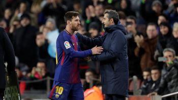 Valverde a inchis gura tuturor criticilor! Performanta uriasa realizata de antrenorul Barcei: l-a egalat pe Guardiola!