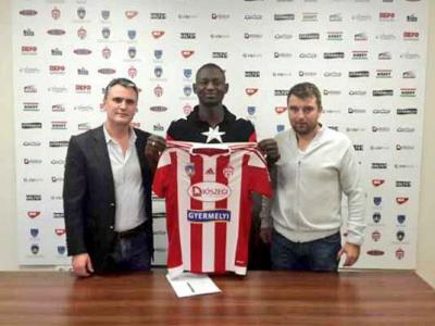 Ousmane Viera a revenit in Liga I! Fostul fundas al Pandurilor, al 8-lea transfer al lui Sepsi