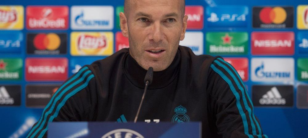 "Zidane a explodat la conferinta de presa: ""M-am saturat sa aud ca suntem PRAF, e usor sa vorbesti"""