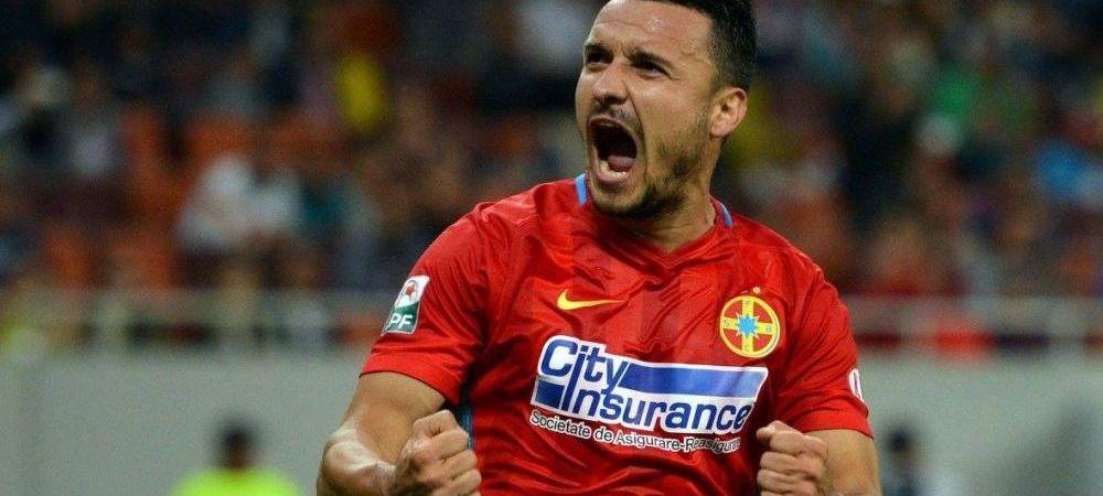 """Budescu s-a razvratit: """"Ia, ca am eu drumul meu!"""" Decizia luata de cel mai bun jucator al Stelei"""