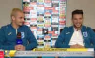 """Un duo BOMBITA: interviu haios cu Baluta si Mitrita :) Cu ce echipe joaca la FIFA 18: """"L-am batut aseara cu 3-1 la general!"""""""
