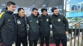 FOTO | Fostii jucatori de la Viitorul au oferit imaginea zilei in Antalya! Stelistii au urmarit meciul Viitorului cu Galata
