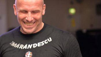 """""""Bai, baiete, tu de maine lucrezi pentru mine!"""" Cum a ajuns Zmarandescu sa fie bodyguardul lui Gigi Becali"""