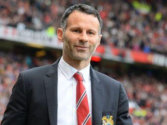 Ryan Giggs revine in fotbal! LEGEDA lui Manchester United va prelua nationala Tarii Galilor