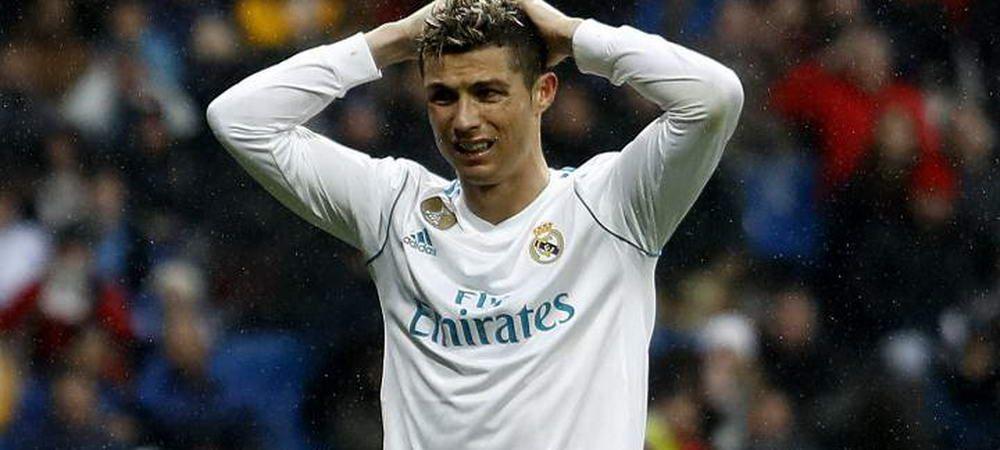 Nu mai e cale de intoarcere! Cristiano Ronaldo a anuntat ca PLEACA de la Real Madrid si se stie unde va ajunge