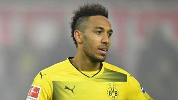 "Scandal INCREDIBIL cu Aubameyang la Dortmund! Atacantul, dat disparut si atacat uluitor: ""Circ cu maimute!"""