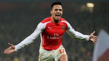 E GATA! Wenger a anuntat plecarea lui Alexis Sanchez de la Arsenal! Cu cine il inlocuieste pe chilian