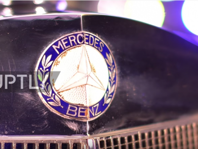 """Super Mercedesul"" lui Adolf Hilter, scos la licitatie: ""Masina asta o sa aduca milioane de dolari!"" CUM ARATA"