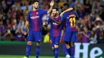 INCREDIBIL! Dembele s-a accidentat din nou! Barcelona a anuntat oficial: cat va lipsi jucatorul adus sa-l inlocuiasca pe Neymar