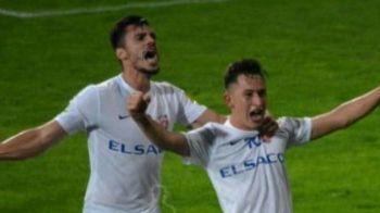 GOOOL Morutan! Pustiul cumparat de Steaua a marcat pentru Botosani dupa o cursa de 50 de metri, la finalul careia a driblat si portarul: VIDEO