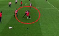 Neymar, TEROAREA colegilor de la PSG! Ce a putut sa-i faca lui Kimpembe la antrenament: colegii si-au pus mainile in cap