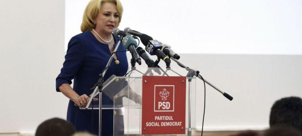 Cine e Viorica Dancila, propunerea PSD pentru functia de premier
