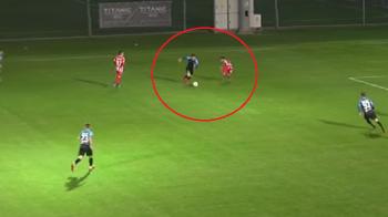 VIDEO Ianis Hagi a facut faza meciului: schema lui Neymar cu care si-a ametit adversarul