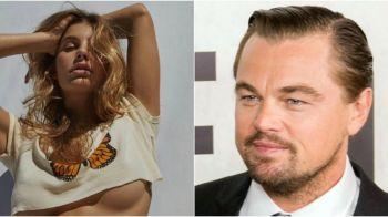 """Di Caprio si-a facut o iubita cu 23 de ani mai tanara care topeste zapada de pe partii! Cum arata """"femeia care i-a sucit mintile"""""""