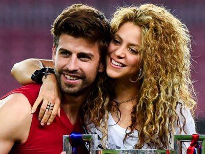 """""""Si cu asta au zis tot!"""" Cum au fost fotografiati recent Shakira si Gerard Pique"""