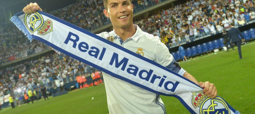 """O vrea Ronaldo la United, dar pana acum are O SINGURA OFERTA! Spaniolii au aflat unde este dorit: """"E singura concreta"""""""