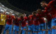 """AFARA de la Steaua dupa 3 meciuri! Anuntul lui Becali: """"Vine o minge simpla si el o da in aut. Nu e de Steaua!"""""""