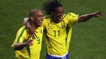 Ronaldinho, prima iubire a YouTube-ului! VIDEO: Asta e primul filmulet din fotbal care a atins milionul de vizualizari!