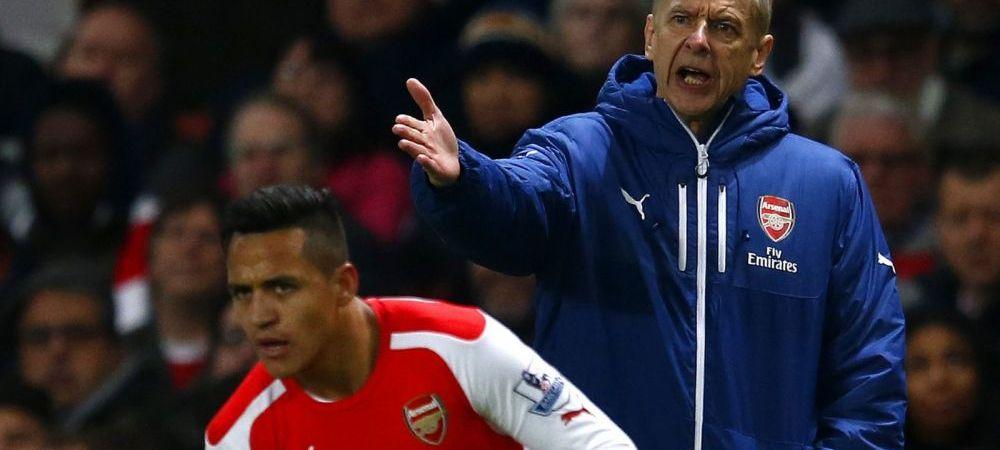 """Wenger a CONFIRMAT schimbul Alexis Sanchez - Mkhitaryan cu Manchester United: """"Se face in 24 de ore!"""""""