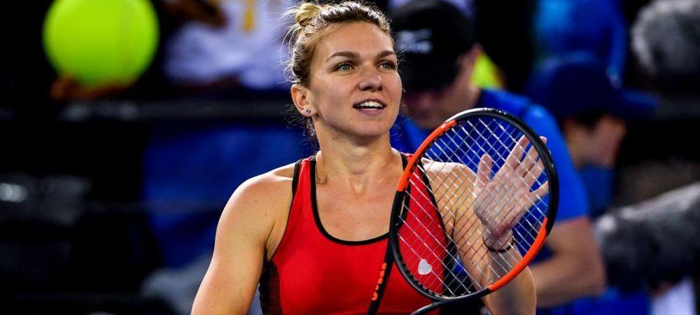 """""""Inca nu sunt 100%!"""" Simona Halep vorbeste despre duelul cu Lauren Davis de la Australian Open"""