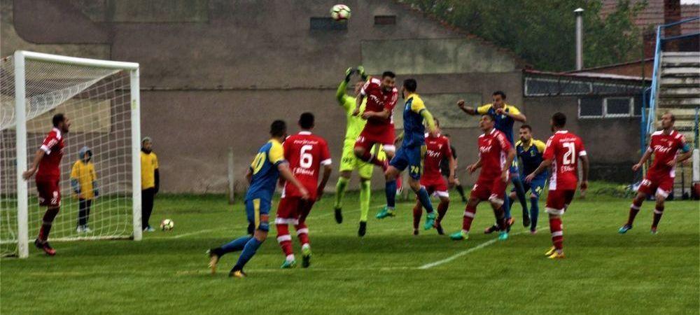 """Au ramas fara 26 de puncte intr-o zi! Un nume ISTORIC al Romaniei dispare din fotbal. Cutremur la club: """"Nu mai continuam"""""""