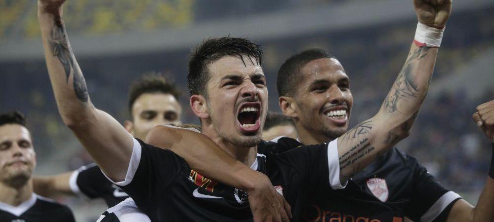MASACRU! MASACRU! Dinamo si-a demolat adversara in prima partida amicala! A marcat de 4 ori in 10 minute