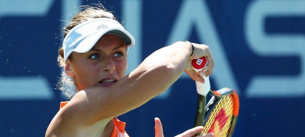 """""""ANA, CAMPIOANA!"""" Ana Bogdan reuseste performanta carierei la Australian Open, dar e eliminata in 2 seturi"""