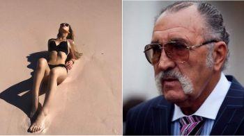 Cum arata fiica de 18 ani a lui Ion Tiriac. Ioana locuieste la Monte Carlo si este superba. FOTO