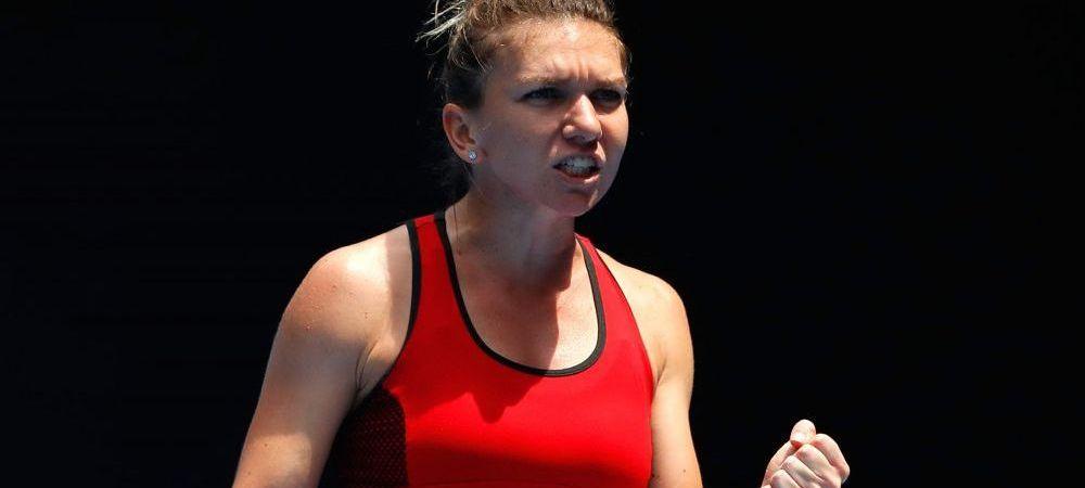 """""""Sunt mandra de mine!"""" Momentul care a schimbat TOTUL pentru Simona Halep! Cum s-a impus in THRILLER-ul cu Davis de la Australian Open"""