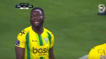 Gafa INCREDIBILA a lui Muniru! Fostul jucator al Stelei si-a INGROPAT echipa in meciul cu Porto! VIDEO
