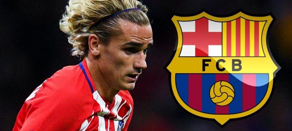 Anunt de ULTIMA ORA al Barcelonei despre transferul lui Griezmann! Mesaj oficial