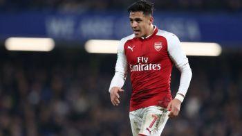 Alexis Sanchez a plecat de la Arsenal la Manchester United! Salariul uluitor pe care il va avea