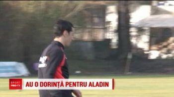 Cauta lampa fermecata ca sa scape de retrogradare! :) Ce echipa din Liga 1 l-a transferat pe ALADIN