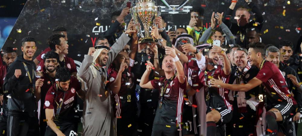 Reghe, SEIC in Emirate! A castigat azi primul trofeu la Al Wahda! VIDEO