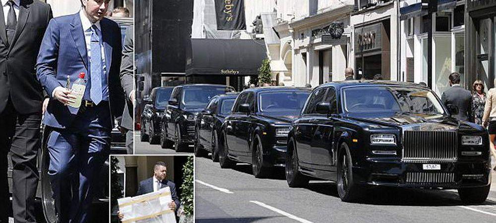 Cel mai mare JAF din istorie: hotii au pradat un miliardar chiar in inima Londrei! Suma incredibila cu care au disparut