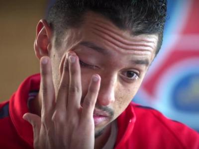 """Momentul soc in care Marquinhos a izbucnit in lacrimi in direct: """"Cred ca pleaca, dar va ramane pe viata prietenul meu"""""""