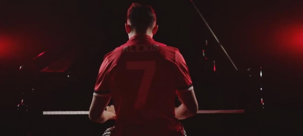 OFICIAL! Manchester United si-a luat pianist! Prezentare SENZATIONALA pentru Alexis Sanchez! VIDEO