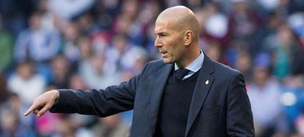 ZIDANE, ADIO REAL // Negocieri in secret cu seicii care vor sa puna MONOPOL pe fotbal! Anuntul zilei in Spania