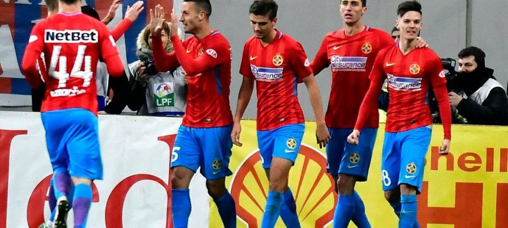 Steaua, de doua ori Dinamo! Cat a ajuns sa coste lotul lui Dica dupa transferurile lui Gaman si Tanase si cum arata TOPUL VALORII in Liga I